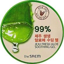 Voňavky, Parfémy, kozmetika Gél s aloe univerzálny - The Saem Jeju Fresh Aloe Soothing Gel 99%