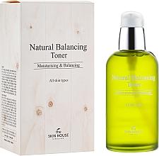 Voňavky, Parfémy, kozmetika Hydratačné a zmatňujúce tonikum na obnovenie rovnováhy pokožky - The Skin House Natural Balancing Toner