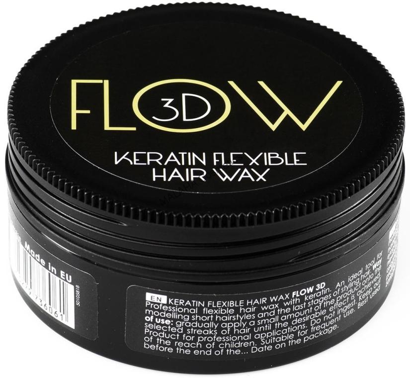 Vosk na vlasy - Stapiz Flow 3D Keratin Flexible Hair Wax