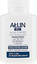 Voňavky, Parfémy, kozmetika Prírodný antiperspiračný v práške Kamenec 100% - Beaute Marrakech Argan Black Liquid Soap