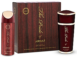 Voňavky, Parfémy, kozmetika Armaf The Pride of Armaf - Sada (edp 100 ml + deo/spray 200 ml)