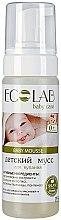 Voňavky, Parfémy, kozmetika Detská kúpacia pena - ECO Laboratorie Baby Mousse
