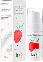"""Voňavky, Parfémy, kozmetika Prírodný obnovujúci krém s rastlinným komplexom """"Detox"""" - Hagi"""