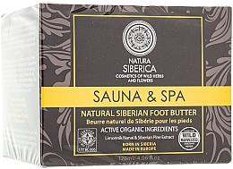 """Voňavky, Parfémy, kozmetika Prírodný hustý olej zo sibírskej nohy """"Sauna & Spa"""" - Natura Siberica"""