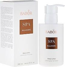 Voňavky, Parfémy, kozmetika Lotion na telo - Babor Balancing Body Lotion