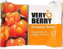 Voňavky, Parfémy, kozmetika Krém-mydlo - Very Berry Cloudberry & Cedar Nuts Oil