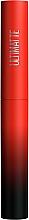 Voňavky, Parfémy, kozmetika Matný rúž na pery - Maybelline New York Color Sensational Ultimatte