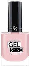 Voňavky, Parfémy, kozmetika Lak na nechty - Golden Rose Extreme Gel Shine Nail Color