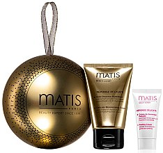 Voňavky, Parfémy, kozmetika Sada - Matis Reponse Delicate Softness Surprise Ball (f/cr/50ml + cr/peel/15ml)