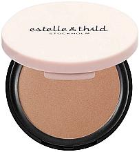 Voňavky, Parfémy, kozmetika Bronzujúci púder na tvár - Estelle & Thild BioMineral Healthy Glow Sun Powder