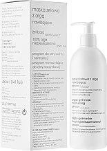 Voňavky, Parfémy, kozmetika Hydratačné gélové masky s riasami - Ziaja Pro Moisturizing Gel ask with Algae