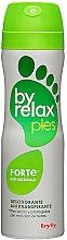 Voňavky, Parfémy, kozmetika Antiperspiračný dezodorant na nohy - Byly Byrelax Feet Forte Deo Spray