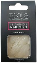 Voňavky, Parfémy, kozmetika Umelé nechty - Gabriella Salvete Tools Nail Tips 48