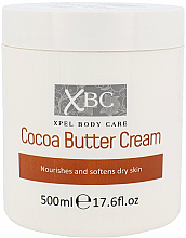Voňavky, Parfémy, kozmetika Telový krém s olejom kakao - Xpel Marketing Ltd Body Care Cocoa Butter Cream