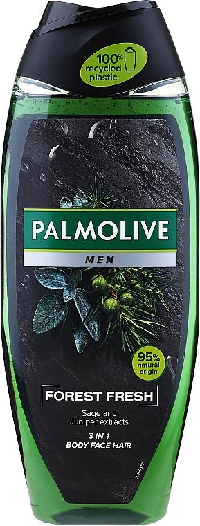 """Sprchový gél """"Lesná sviežosť"""" - Palmolive Men Forest Fresh"""