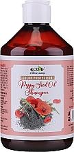 Voňavky, Parfémy, kozmetika Šampón na ochranu farby - Eco U Poppy Seed Oil Shampoo