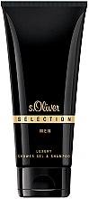Voňavky, Parfémy, kozmetika S.Oliver Selection for Men - Sprchový gél
