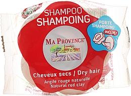 """Voňavky, Parfémy, kozmetika Tuhý biošampuň na suche vlasy """"Červená hlina"""" - Ma Provence Shampoo"""