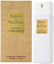 Voňavky, Parfémy, kozmetika Alyssa Ashley Essence de Patchouli - Parfumovaná voda