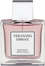 Voňavky, Parfémy, kozmetika Vera Wang Embrace Rose Buds & Vanilla - Toaletná voda
