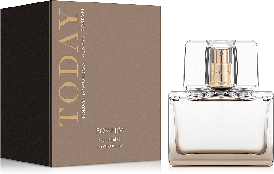 Avon Today Tomorrow Always For Him - Toaletná voda — Obrázky N2