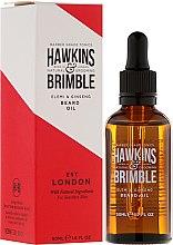Voňavky, Parfémy, kozmetika Olej pre bradu - Hawkins & Brimble Elemi & Ginseng Beard Oil