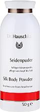 Voňavky, Parfémy, kozmetika Púder na telo s hodvábom - Dr. Hauschka Silk Body Powder