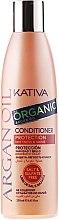 Voňavky, Parfémy, kozmetika Hydratačný kondicionér na vlasy s arganovým olejom - Kativa Argan Oil Conditioner