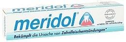 Voňavky, Parfémy, kozmetika Zubná pasta na ochranu zubov - Meridol