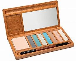 Voňavky, Parfémy, kozmetika Paleta očných tieňov - Alilla Cosmetics California Palette