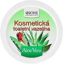 Voňavky, Parfémy, kozmetika Kozmetická vazelína - Bione Cosmetics Aloe Vera Cosmetic Vaseline