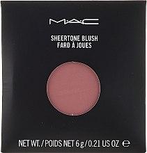 Voňavky, Parfémy, kozmetika Lícenka na tvár - M.A.C Sheertone Blush Refill (vymeniteľná jednotka)