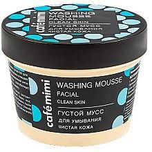 """Voňavky, Parfémy, kozmetika Hustá umývacia pena """"Čistá pokožka"""" - Cafe Mimi Washing Mousse Facial Clean Skin"""