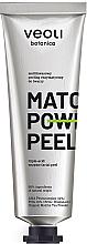 Voňavky, Parfémy, kozmetika Multikyselinový enzýmový peeling - Veoli Botanica Matcha Power Peeling
