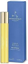 Voňavky, Parfémy, kozmetika Relaxačný guľôčkový aplikátor - Aromatherapy Associates Deep Relax Roller Ball