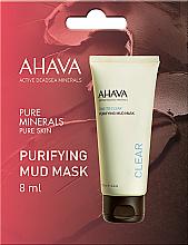 Voňavky, Parfémy, kozmetika Bahenná maska na tvár - Ahava Time To Clear Purifying Mud Mask (vzorka)