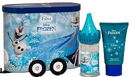 Voňavky, Parfémy, kozmetika Disney Frozen - Sada (edt/50 + sh/gel/75)