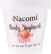"""Voňavky, Parfémy, kozmetika Telový jogurt """"Broskyňa"""" - Nacomi Body Jogurt Peach Love"""