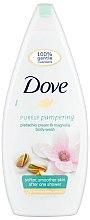 Voňavky, Parfémy, kozmetika Sprchový gél - Dove Purely Pampering Pistachio Cream & Magnolia Shower Gel