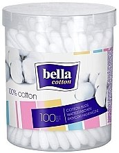 Voňavky, Parfémy, kozmetika Vatové tyčinky - Bella (okrúhly balíček)