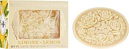 """Voňavky, Parfémy, kozmetika Prírodné mydlo """"Citrón"""" - Saponificio Artigianale Fiorentino Botticelli Lemon Soap"""