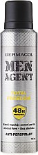 Voňavky, Parfémy, kozmetika Antiperspirant - Dermacol Men Agent Total Freedom 48H Protection Anti-Perspirant