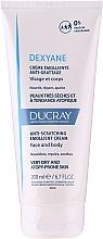 Voňavky, Parfémy, kozmetika Krém na veľmi suchú a atopickú pokožku - Ducray Dexyane Creme Emolliente Anti-Grattage