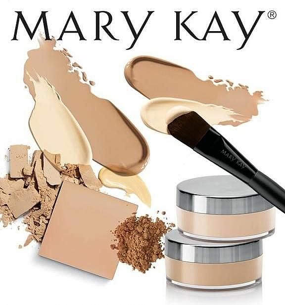 Minerálny sýpky púder - Mary Kay Mineral Powder Foundation — Obrázky N2