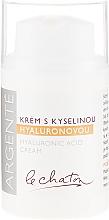 Voňavky, Parfémy, kozmetika Hyaluronový hydratačný prípravok - Le Chaton Argente Moisturizer With Hyaluronic Acid