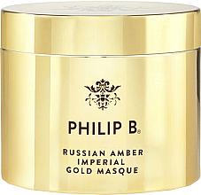 Voňavky, Parfémy, kozmetika Maska na vlasy - Philip B Russian Amber Imperial Gold Masque