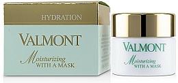Voňavky, Parfémy, kozmetika Hydratačná maska na pokožku tváre - Valmont Moisturizing With A Mask