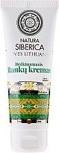 Voňavky, Parfémy, kozmetika Hydratačný krém na ruky - Natura Siberica Loves Lithuania Moisturizing Hand Cream