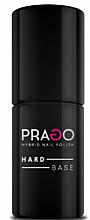 Voňavky, Parfémy, kozmetika Základný náter na nechty - Prago Hard Base