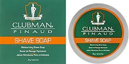 Voňavky, Parfémy, kozmetika Prírodné mydlo na holenie - Clubman Pinaud Shave Soap